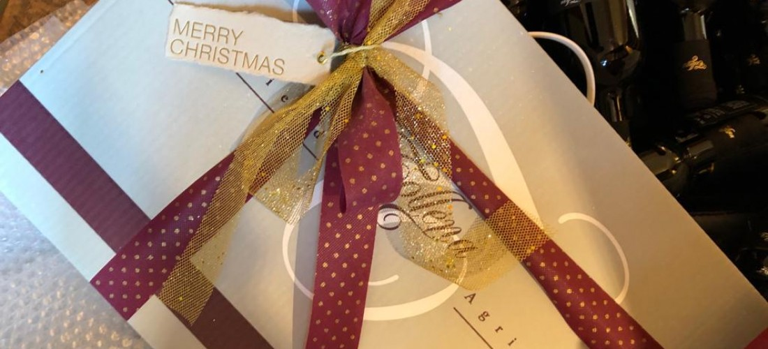 Per i tuoi regali di Natale scegli Tollena